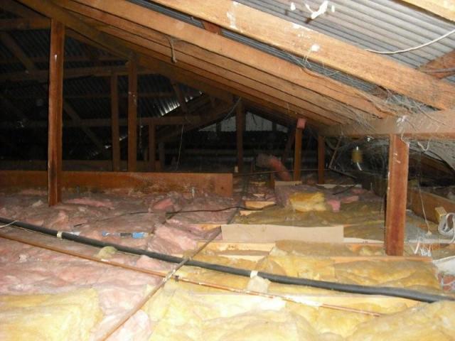 Insulatioin? - Willeton Building Inspection