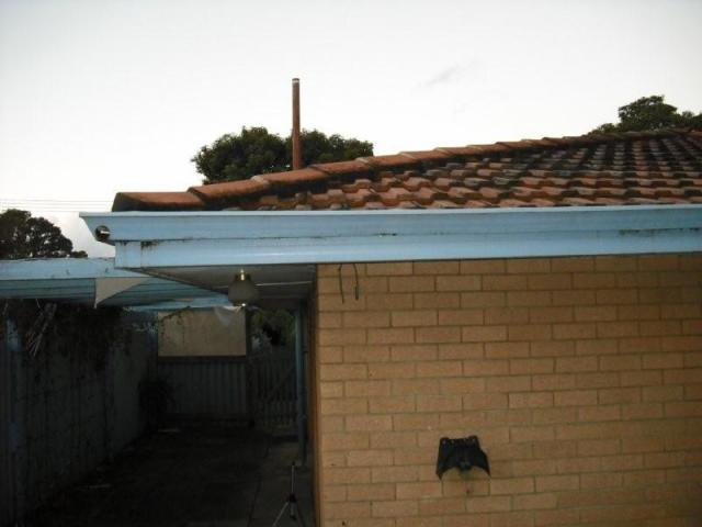 Sagging Eaves Perth Building Inspection